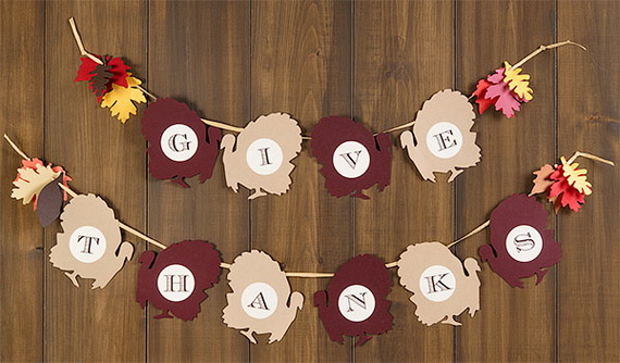 Easy thanksgiving craft project ideas family for Easy thanksgiving craft ideas