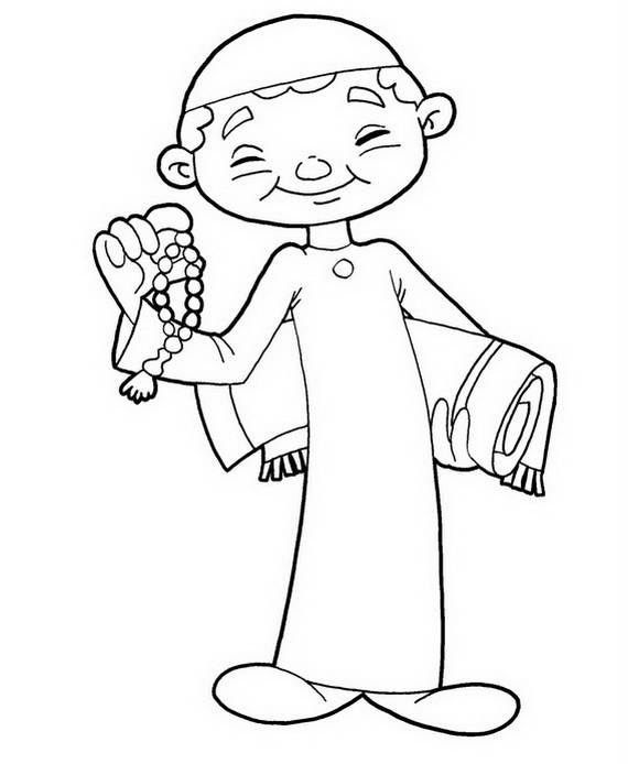 hajj coloring pages - photo #25