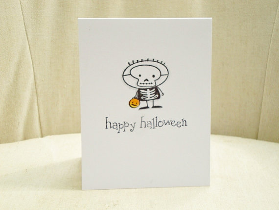 Elegant handmade halloween cards ideas family holiday for Elegant christmas card ideas