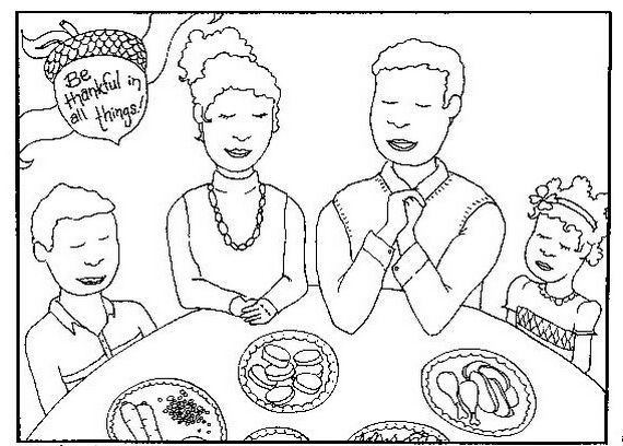 Free Coloring Sheets For Thanksgiving Family Holiday Net Guide To
