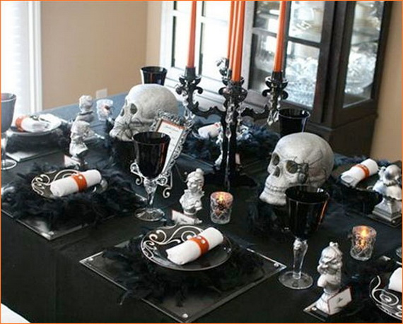 related posts - Halloween Center Pieces