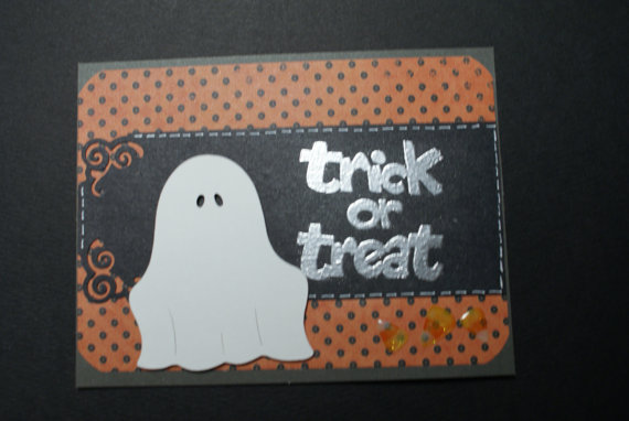 IDEAS FOR MAKING ELEGANT HOMEMADE HALLOWEEN CARDS - family ...