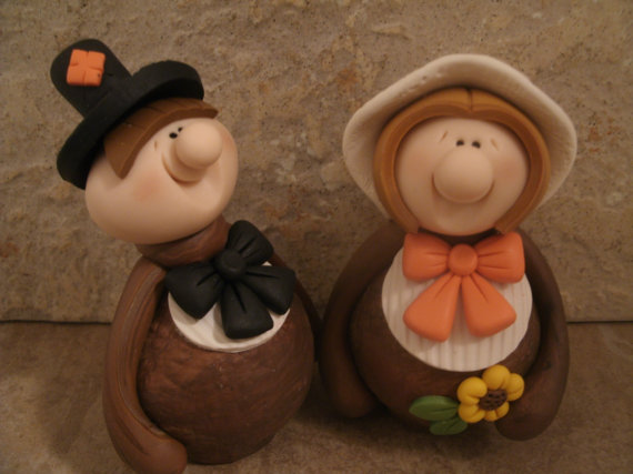 Polymer Clay Thanksgiving Craft Projects For Adults Family Holiday