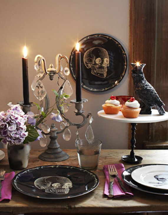 Quick Centerpiece Ideas : Quick and clever halloween centerpieces family