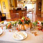 Thanksgiving Floral Centerpiece Ideas