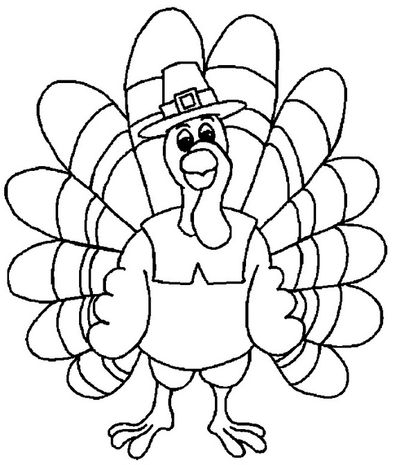 Thanksgiving coloring pages for kids family for Coloring pages for thanksgiving for kids