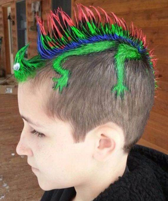 Top 50 Crazy Hairstyles Ideas For Kids Family Holidayguide To