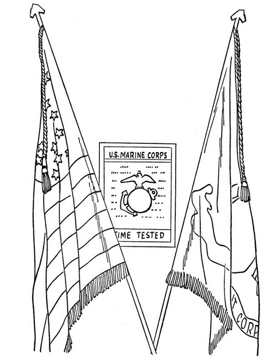 Veterans Day Coloring Pages for Kids family holidaynetguide to