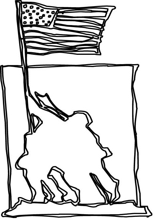 Veterans Day Coloring Pages For Kids Veterans Day Coloring Pages For