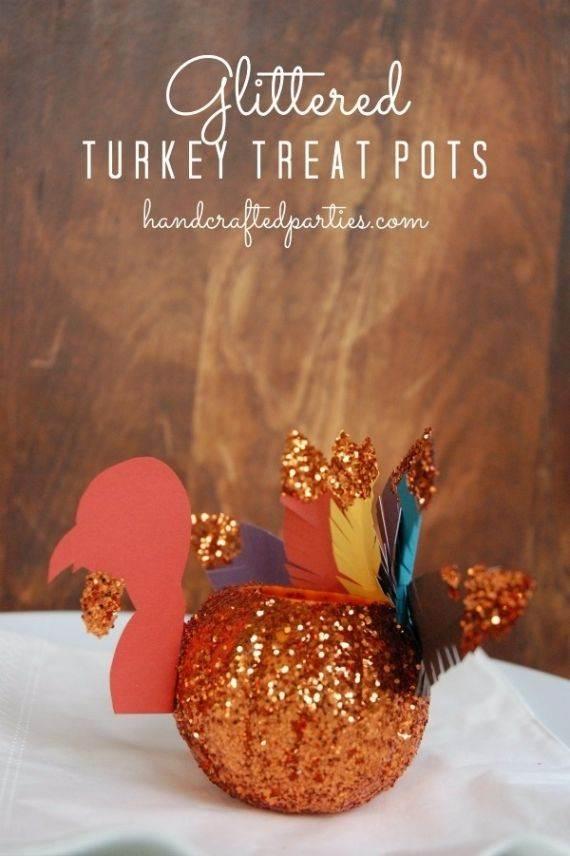 glittered-turkcy