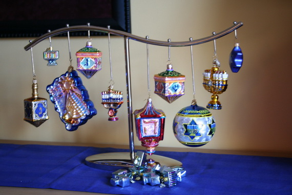 Beautiful Homemade Hanukkah Ornaments Decoration Ideas