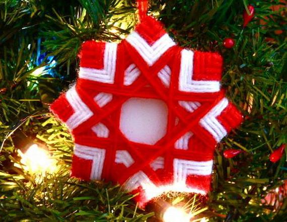 Beautiful homemade hanukkah ornaments decoration ideas for Beautiful diy christmas ornaments