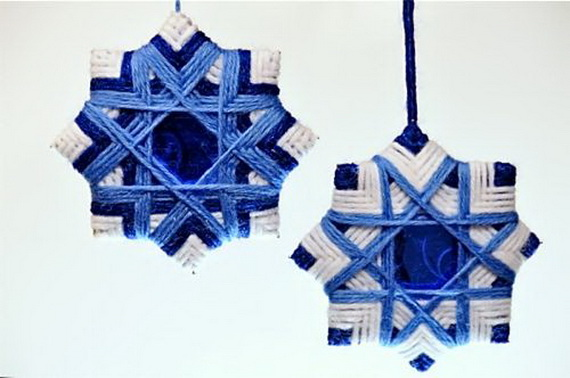 Related Posts & Beautiful Homemade Hanukkah Ornaments Decoration Ideas - family ...