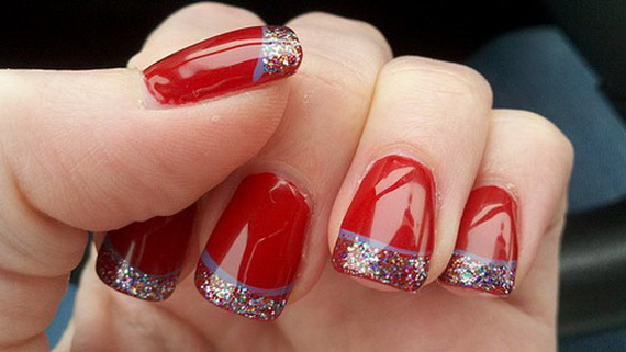 Images source ... - Best, Cute & Amazing Christmas Nail Art Designs, Ideas & Pictures
