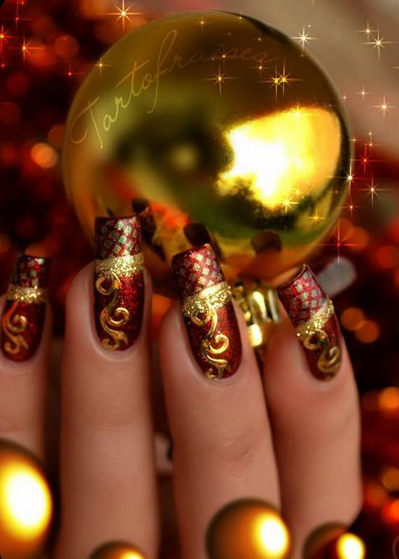 Best-Easy-Simple-Christmas-Nail-Art-designs-Ideas_01