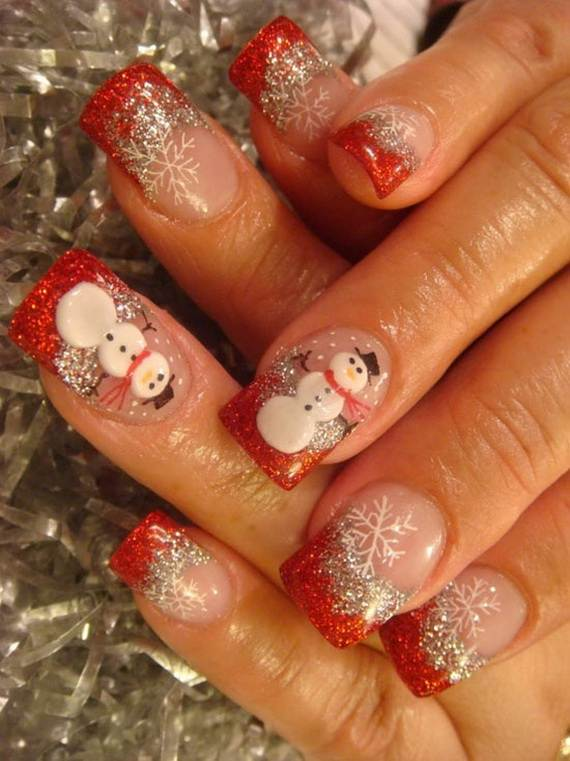 Best-Easy-Simple-Christmas-Nail-Art-designs-Ideas_02