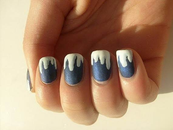 Best Easy Simple Christmas Nail Art Designs Ideas Family