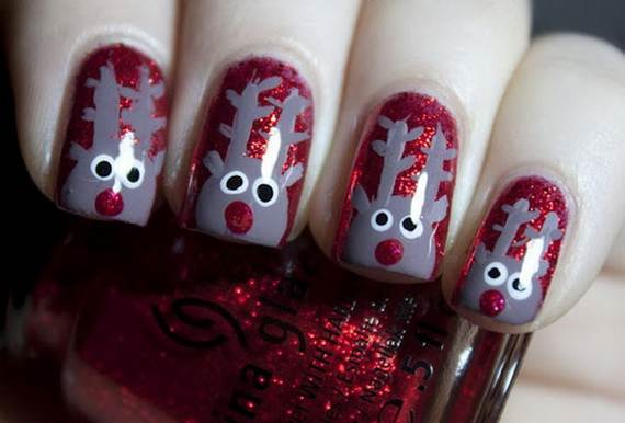 Best-Easy-Simple-Christmas-Nail-Art-designs-Ideas_06