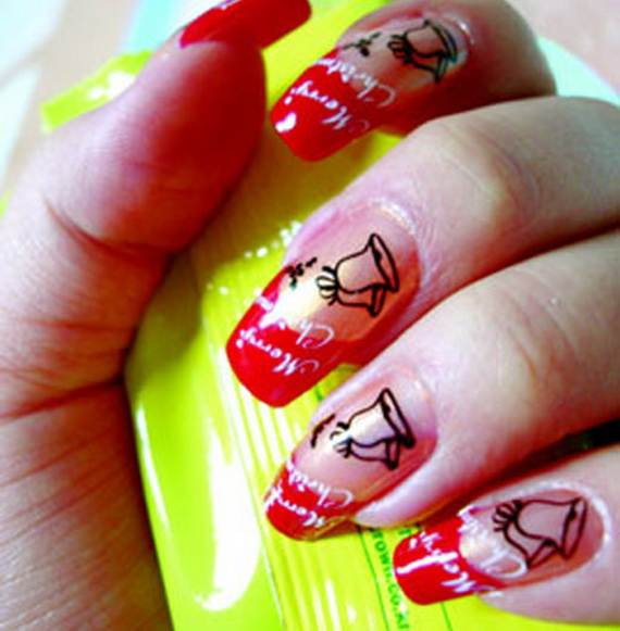 Best-Easy-Simple-Christmas-Nail-Art-designs-Ideas_18