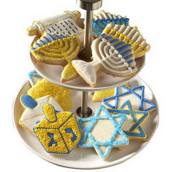 Best 50 Hanukkah Cupcake Decorating Ideas