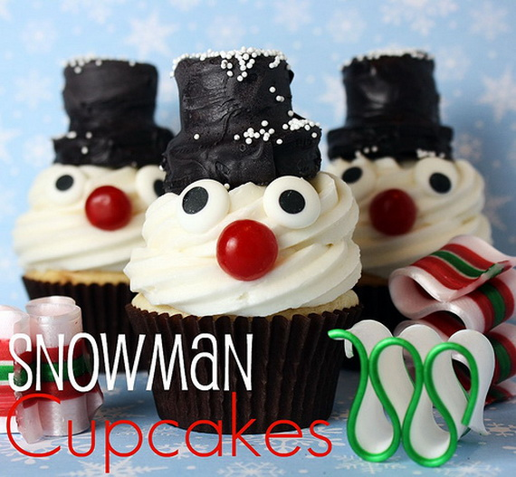 Cupcake Decorating Ideas For The Holidays : Cupcakes Decorating Ideas for Christmas and Special ...