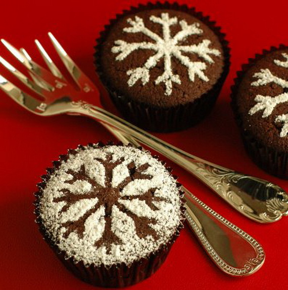Christmas Cupcake Decoration : Cupcakes Decorating Ideas for Christmas and Special ...