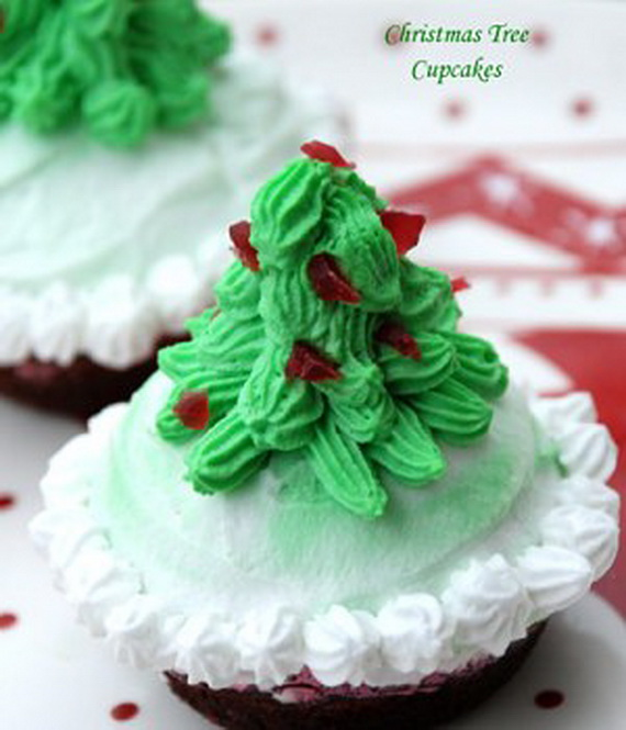 Cupcakes Decorating Ideas for Christmas and Special ...