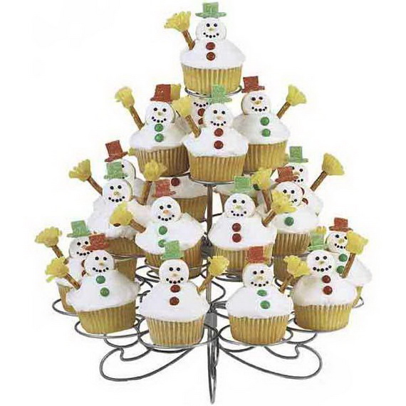Cupcake Decorating Ideas For Any Occasion : Cupcakes Decorating Ideas for Christmas and Special ...
