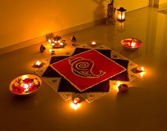 Related Posts. Diwali Homemade Greeting Card Ideas ... & Diwali Candles Ideas: Diwali Floating Candles Decorations - family ...