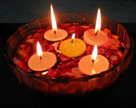 Diwali Candles Ideas: Diwali Floating Candles Decorations ...