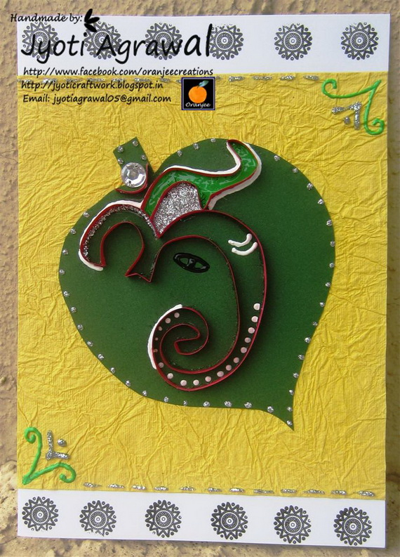 Diwali homemade greeting card ideas family holidayguide to related posts m4hsunfo