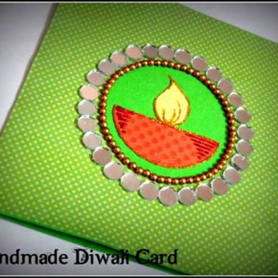 Diwali Greeting Card Making Ideas Part - 29: Related Posts. Diwali Candles Ideas: ...