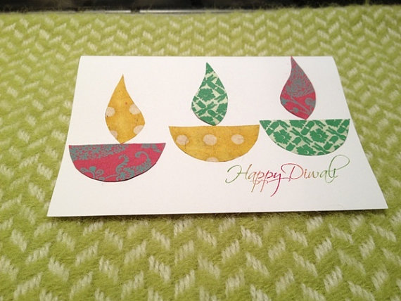 Diwali Homemade Greeting Card Ideas Family Holiday Net Guide To
