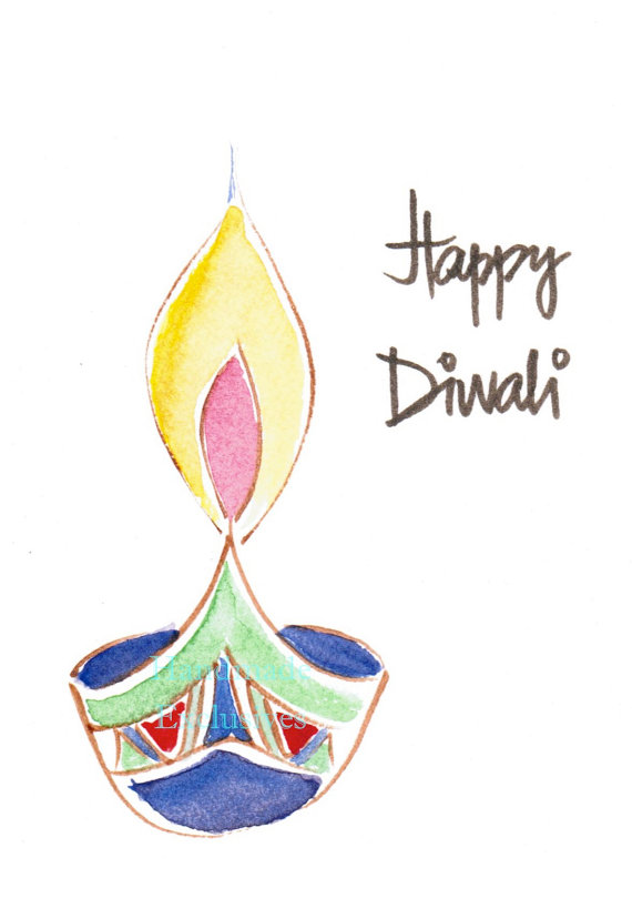 Diwali Homemade Greeting Card Ideas - family holiday.net/guide to ...