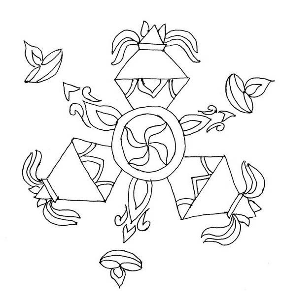 Diwali Fireworks Coloring Pages Diwali Coloring Pages For
