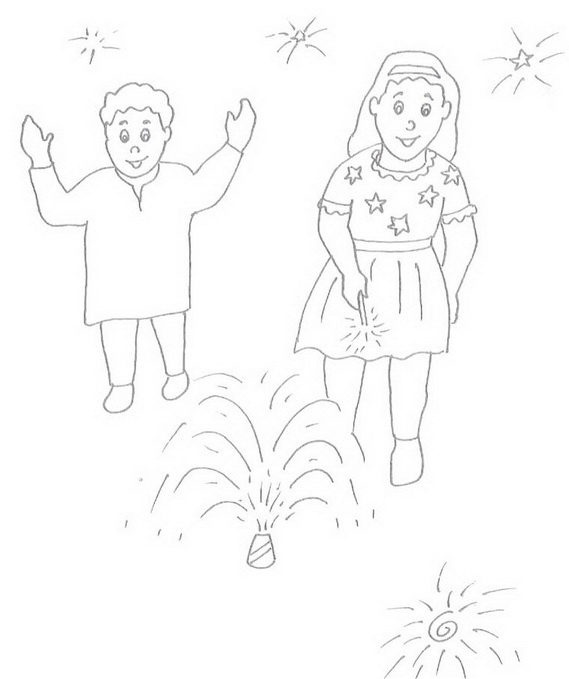 Diwali Colouring Pages - family holiday.net/guide to ...