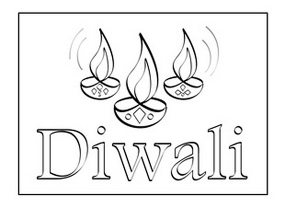 Diwali Colouring Pages Family Holiday Net Guide To