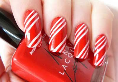 Christmas Holiday Nail Art Designs & Ideas You've Never Seen