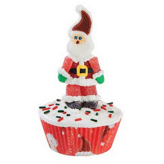 Christmas Cupcake Decorating Ideas Simple : 45 Easy And Creative Christmas Cupcake Decorating Ideas ...