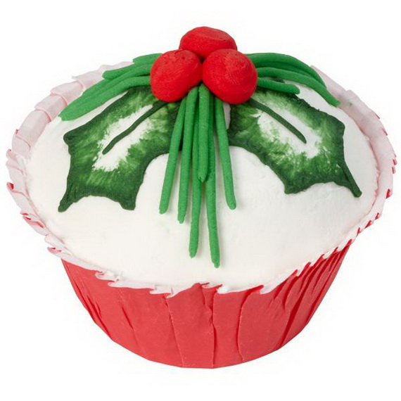 45 easy and creative christmas cupcake decorating ideas family