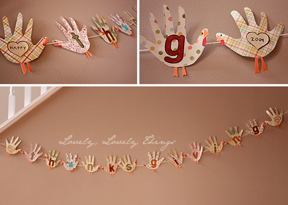 Easy To Make Thanksgiving Banners Family Holiday Net