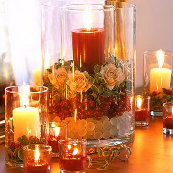 Elegant Fall and Autumn Centerpieces Decoration Ideas  : Elegant Fall and Autumn Centerpieces and Decoration Ideas32 from www.familyholiday.net size 570 x 570 jpeg 109kB