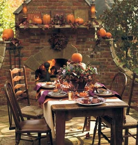 Related Posts Gorgeous Centerpieces For Your Thanksgiving Holiday Table