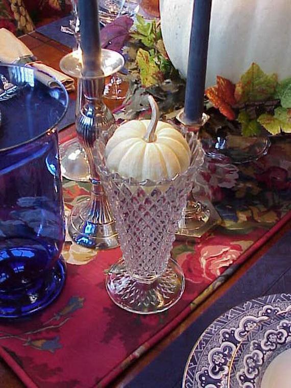 Elegant Fall and Autumn Centerpieces Decoration Ideas ...