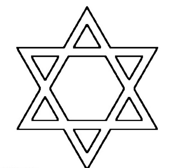 Image Result For Hanukkah Lights Coloring Page