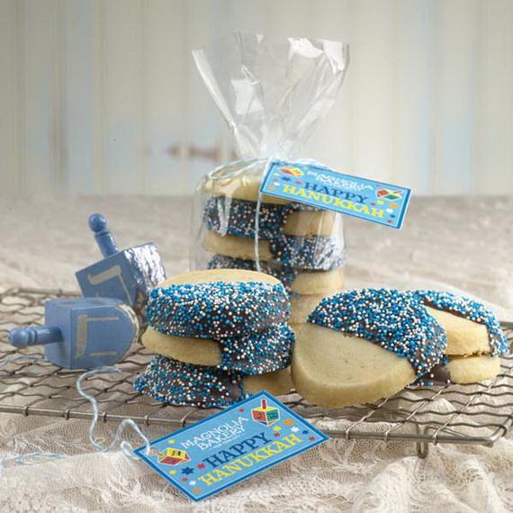 Hanukkah and Jewish Edible Cupcake Decorating Ideas