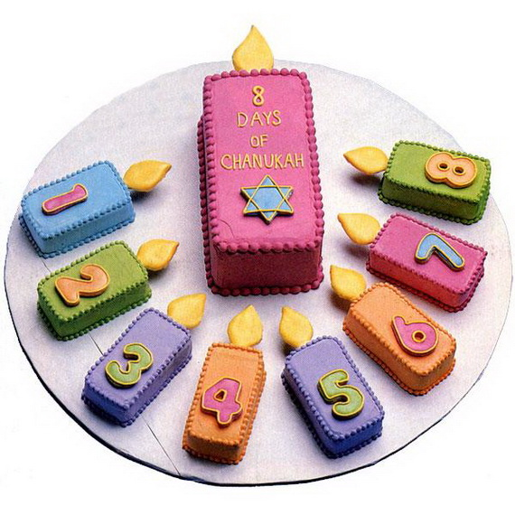 Hanukkah and Jewish Edible Cupcake Decorating Ideas ...