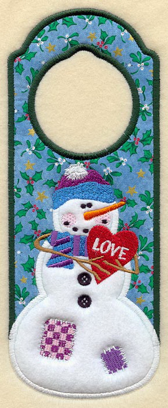 Decorative Door Hangers Homemade Christmas Door Hanger Decoration Ideas Family Holiday