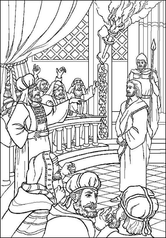 Immaculate Conception Coloring Pages Family Holiday Net
