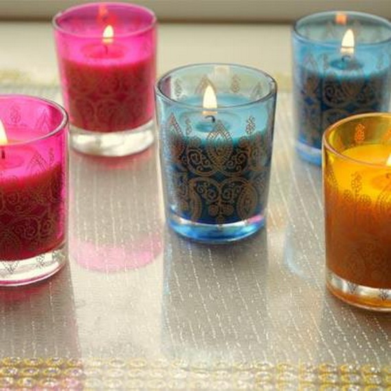 Light up your home with fabulous decoration items for diwali family to Home made decoration items for diwali